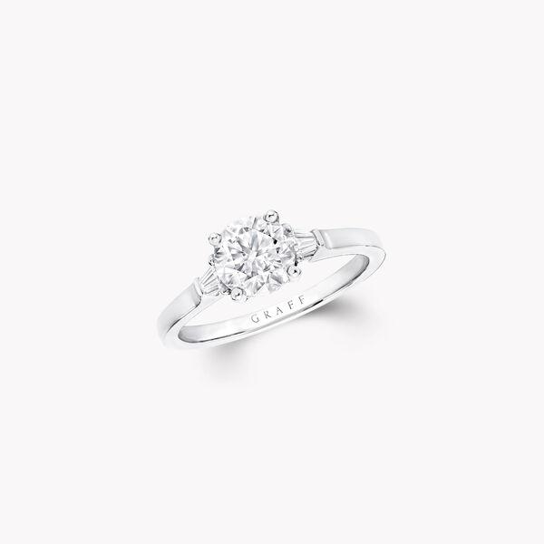 프로미스 라운드 다이아몬드 인게이지먼트링, , hi-res