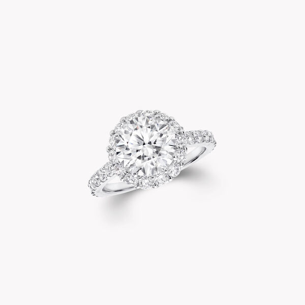 Icon Round Diamond Ring, , hi-res