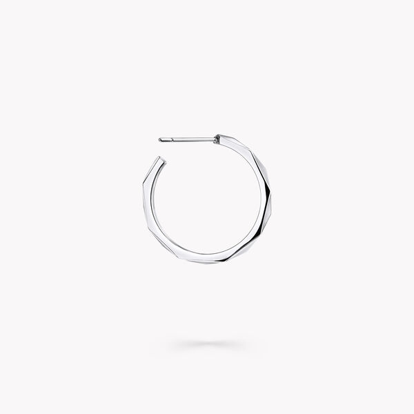 Laurence Graff Signature Hoop Earrings, , hi-res