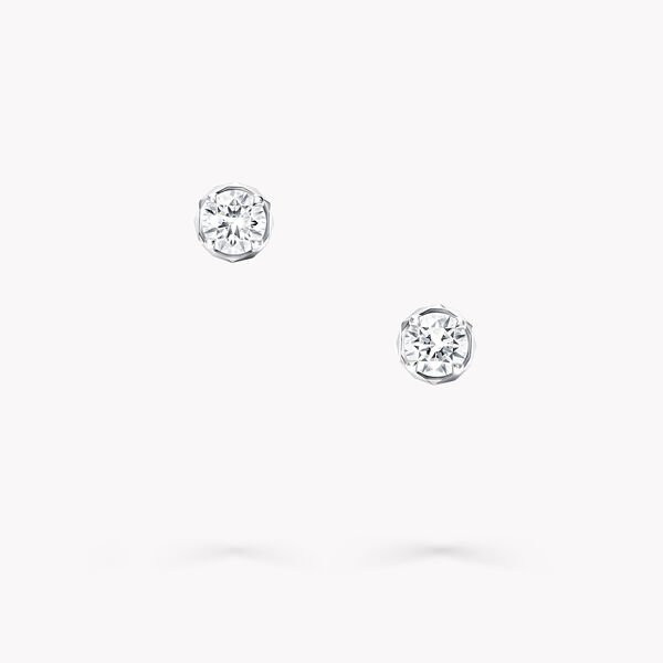 Clous d'oreilles en diamants Laurence Graff Signature, , hi-res