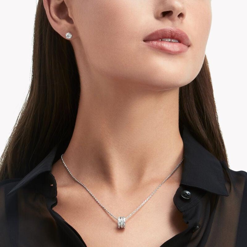 ローレンスグラフ シグネチャー トリプル パヴェ ダイヤモンド ペンダント, , hi-res