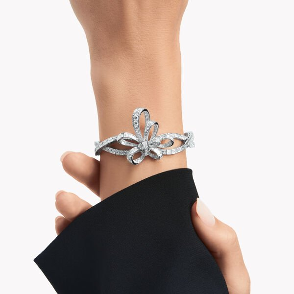 Bracelet en diamants Tilda's Bow, , hi-res