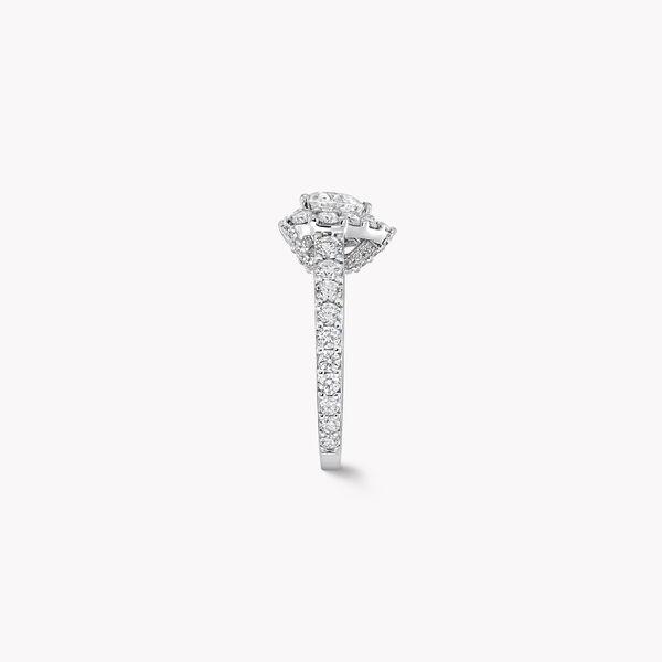 Icon心形鑽石戒指, , hi-res