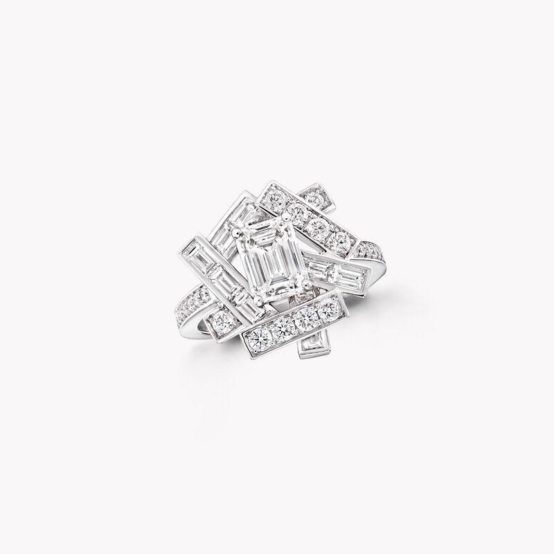 Threads鑽石戒指, , hi-res