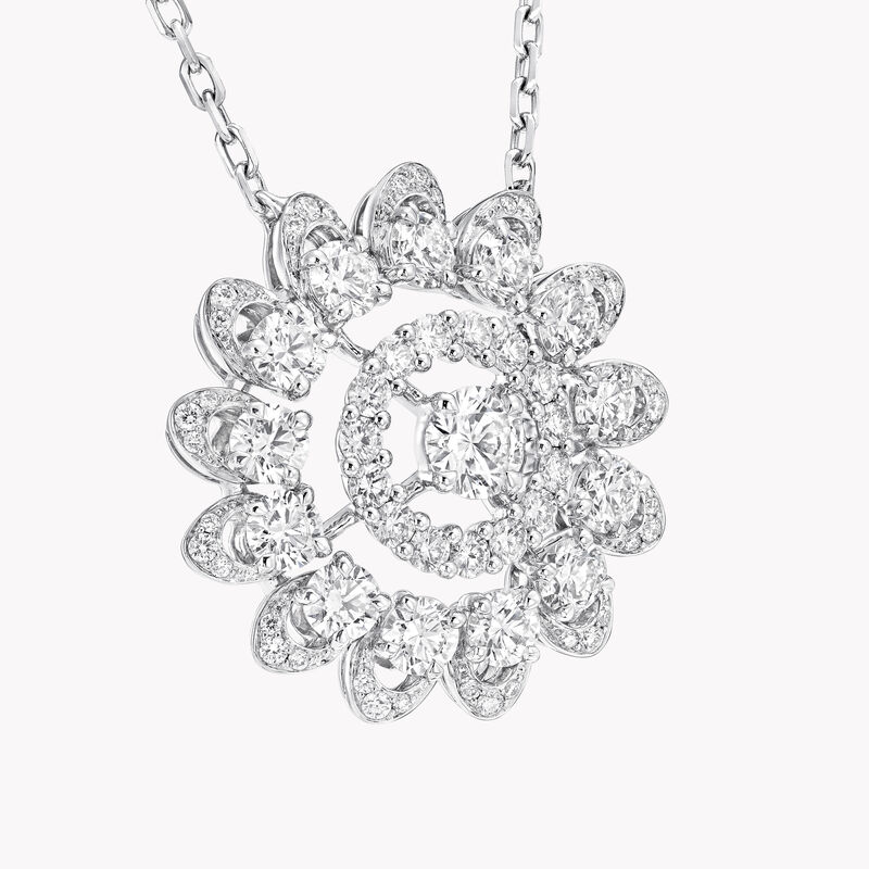 Graff Gateway Pavé Diamond Pendant, , hi-res