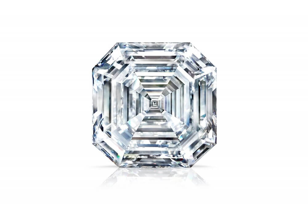 Graff 302.37 carat Graff Lesedi La Rona square emerald cut diamond